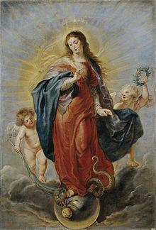 Resultado de imagen de Inmaculada