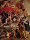 Henri IV reçoit le portrait de Marie de Médicis