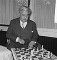 Peter Stuyvesant Schaaktoernooi in Zevenaar. Argentijn C. E. Guimard, Bestanddeelnr 913-0903.jpg