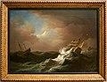 Peter monamy, imbarcazione in difficoltà durante una tempesta, 1720-30 ca.jpg