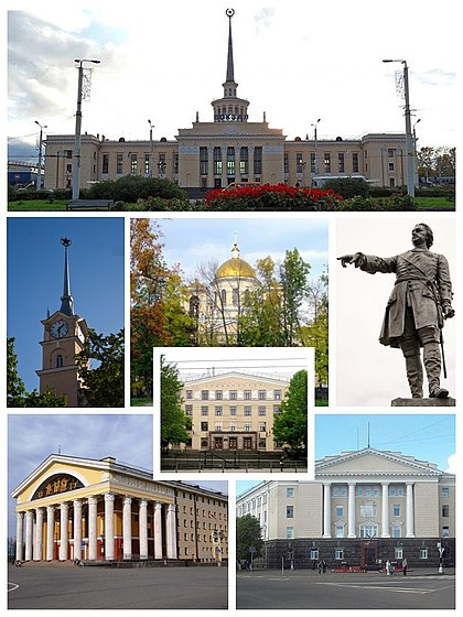 Petrozavodsk Collage