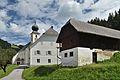 Pfarrhof, Pfarrkirche Gasen 02.jpg