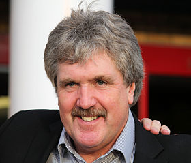 Phil Parkes at the بولین گراوند 11 September 2010