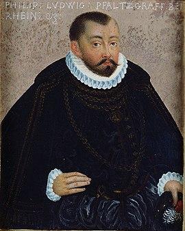 Philipp Ludwig, Pfalz-Neuburg, Pfalzgraf, 1547-1614