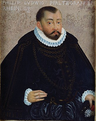Philipp Ludwig, Count Palatine of Neuburg - Philip Louis, Count Palatine of Neuburg