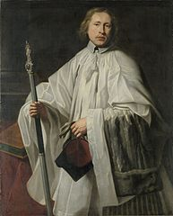 Portrait of Jacobus Govaerts (b. 1635)