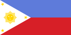 Philippines flag original