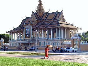 3D2N Phnom Penh w/ Return Flights by SilkAir at $459