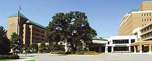 Phoebe Putney Memorial Hospital - Image: Phoebe Ext Wiki