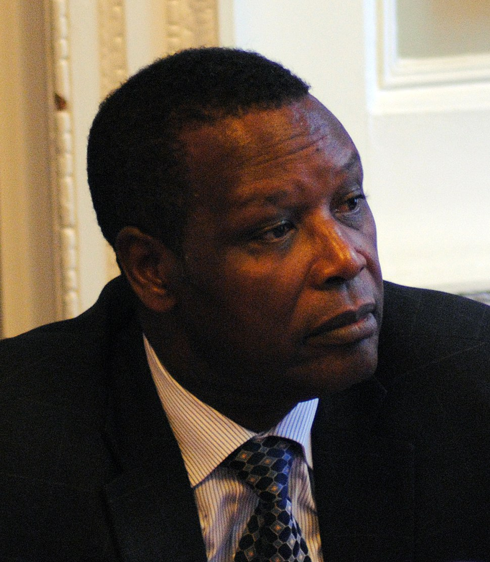 Pierre Buyoya at Chatham House 2013 crop