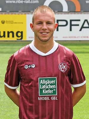 Deutsch: Pierre de Wit, Fußballspieler