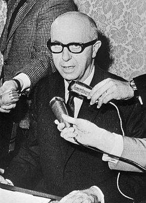 Pierre Harmel - Pierre Harmel in 1965