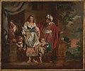 Pieter Jozef Verhaghen - Hagar and Ishmael banished by Abraham.jpg