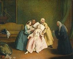 Pietro Longhi: The Faint