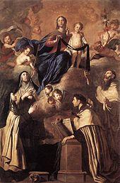 Nostra Signora del Carmelo.