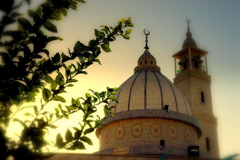 מסגד עלי אבן אבי טאלב