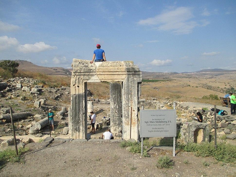 PikiWiki Israel 45157 Ancient synagogue in Arbel