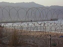 PikiWiki Israel 8114 eilat-aqaba border.jpg