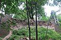 Pilica, zrujnowany mur bastionowy.jpg