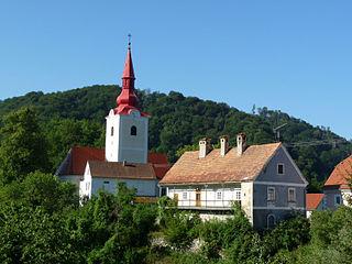 Pilštanj Place in Styria, Slovenia