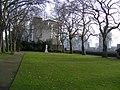 Pimlico Gardens, Grosvenor Road Pimlico SW1 - geograph.org.uk - 1115175.jpg