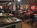 Pinball machines in Flippermuseum Neuwied 2.jpg