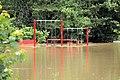 Pinfold playground flooded - geograph.org.uk - 480810.jpg