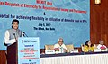 Piyush Goyal addressing at the launch of the 'MERIT app (Merit Order Despatch of Electricity for Rejuvenation of Income and Transparency)'.jpg