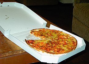 Pizzakarton Wikipedia
