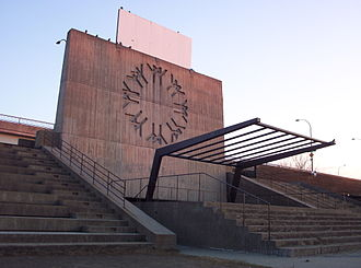 Expo 67 - Place des Nations as it appeared in 2006