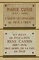 Plaques Marie Curie et René Cassin.jpg