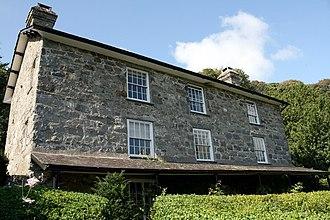 Plas yn Rhiw - Image: Plas yn Rhiw National Trust Property geograph.org.uk 1035048