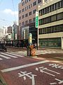 Platforms of Tsukimachi Station.jpg