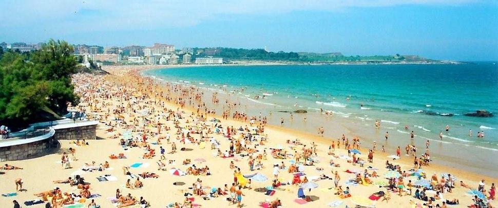 Praia de El Sardinero