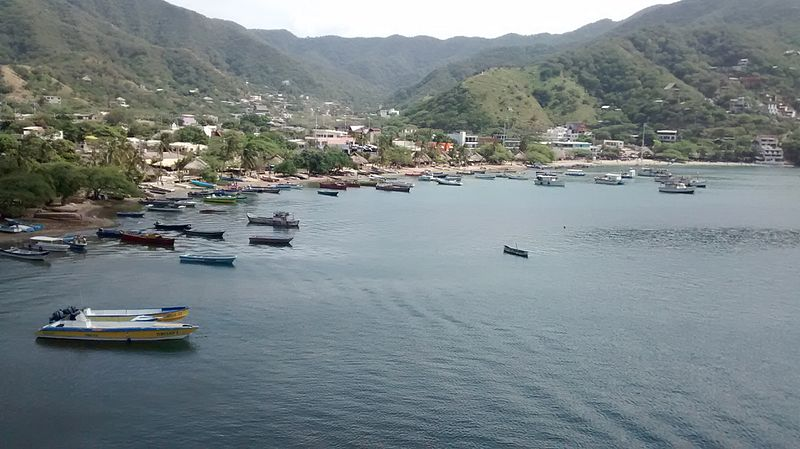 Dicas de praias na Colômbia