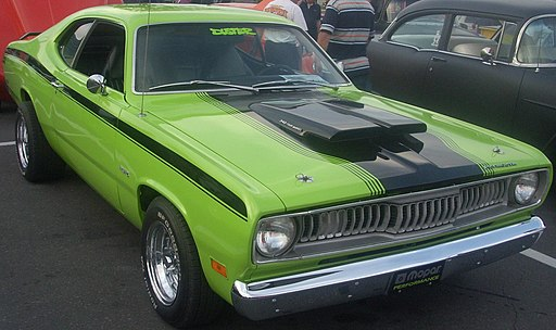 Plymouth Duster (Orange Julep) Ask 7 Experts 3 Questions, What's Your Dream Car