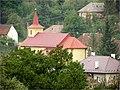 Pohľad na kostol vo Veľkej Lodine - panoramio.jpg