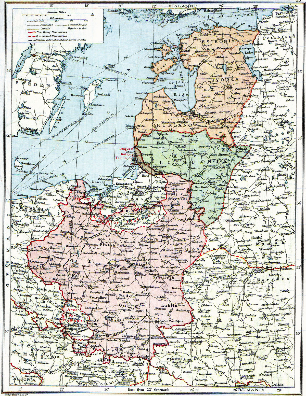 1920 East Prussian plebiscite - Wikipedia