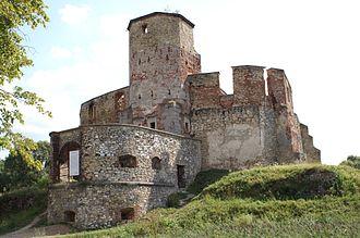 Duchy of Siewierz - Siewierz Castle
