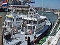 Politieboot.Oostende voor Anker2009.022.jpg