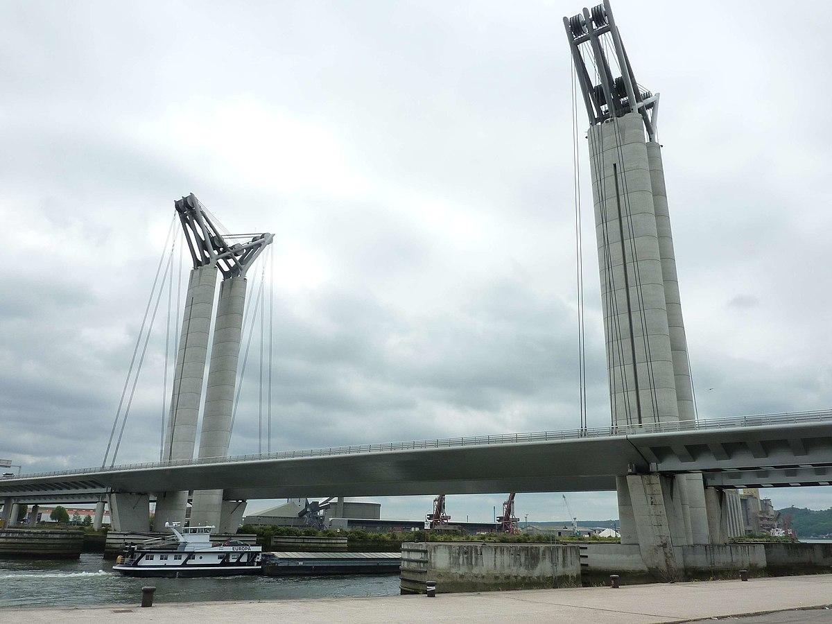 Les 4 Pieds Rouen pont gustave-flaubert — wikipédia