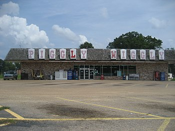 "Port Gibson, Mississippi. ""Piggly Wiggly&..."