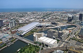 Geography of Port Phillip