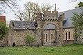 Porte fortifiée du manoir de la Chesnelière du XVIe siècle.JPG