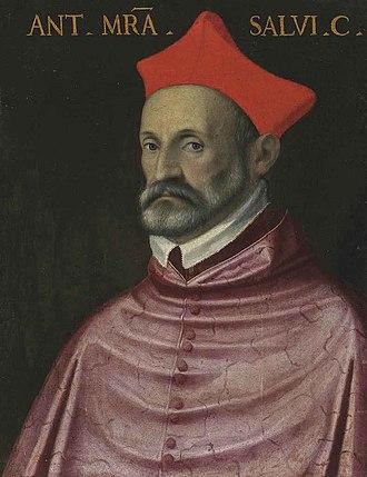 Antonio Maria Salviati - Portrait of Anonio Maria Salviate