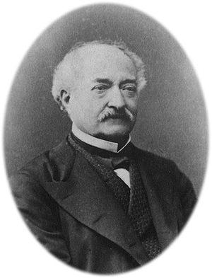 François Blanc - Portrait