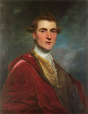 Charles Hamilton, 8th Earl of Haddington - Charles Hamilton, 8th Earl of Haddington by Reynolds