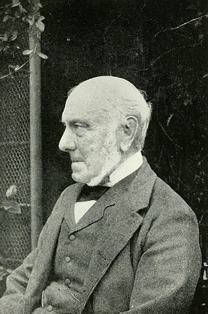 Frederic Rogers, 1st Baron Blachford - Frederic Rogers, 1st Baron Blachford.