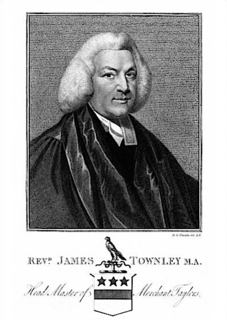 James Townley English clergyman and dramatist
