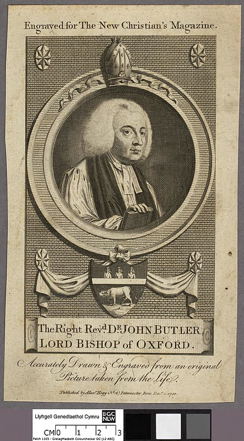 Right Revd. Dr. John Butler